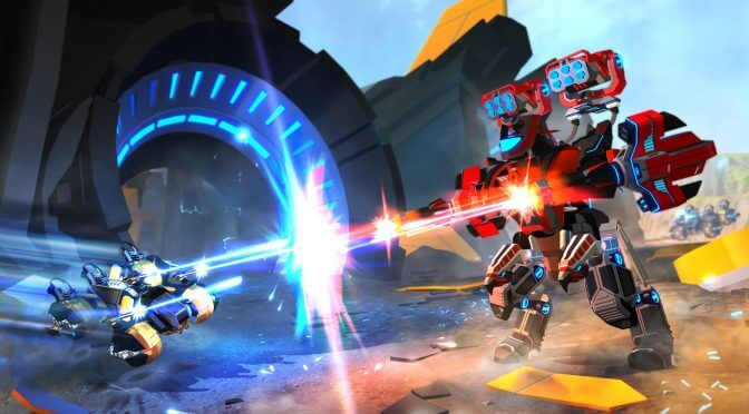 Freejam removes all loot boxes from Robocraft