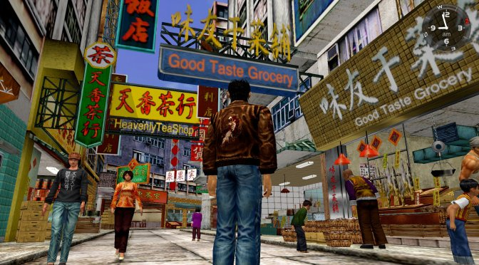 Shenmue 1 & 2 remasters may release in August according to Microsoft's Windows Store [UPDATE: Confirmed, also Denuvo]