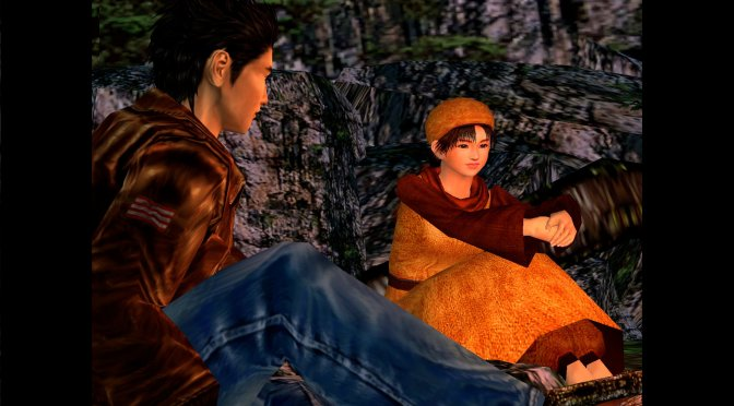 Shenmue 1 & 2 will be locked at 30fps