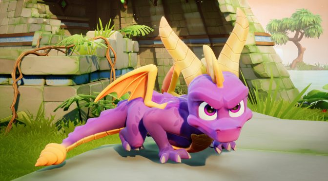 These mods for the first Spyro game upscale all of the enemy and boss textures to 4K