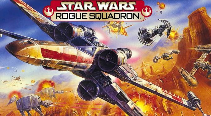 Here is an amazing fan remake of Nintendo 64's Star Wars Rogue Squadron in Unreal Engine 4