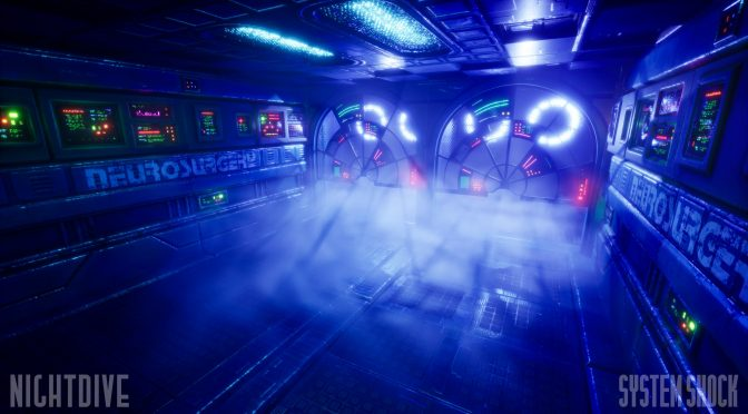 New lovely gameplay clips surface for System Shock Remake