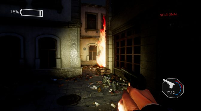 The Last DeadEnd is an adventure game with the elements of FPS and horror, releasing on May 1st