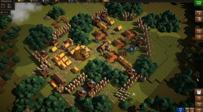 Valeguard is a new defensive real-time strategy game, created by one person
