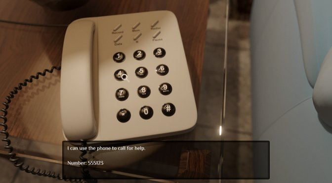 Without Escape is a new point-and-click horror game that is inspired by Myst and Night Trap