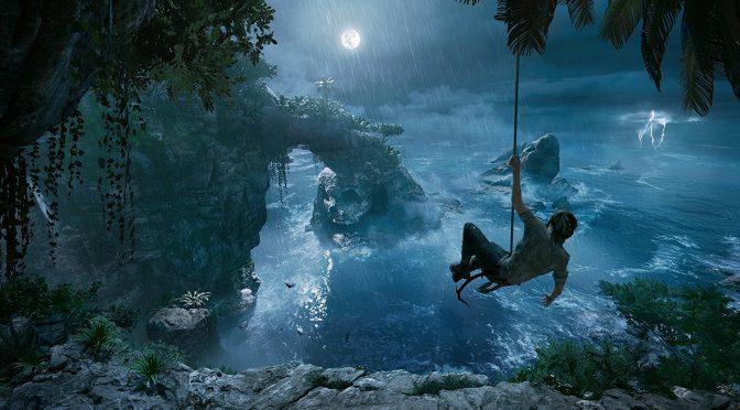 New Shadow Of The Tomb Raider Gameplay Trailer Showcases Lara S