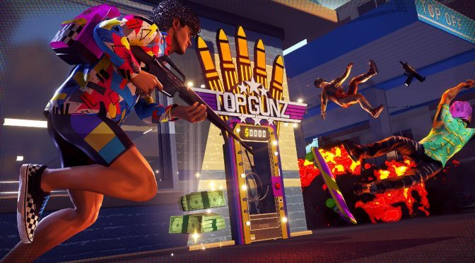 The new game from LawBreakers' developers is a battle royale game, Radical Heights
