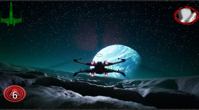 Lucasfilms shuts down the Star Wars Rogue Squadron fan remake in Unreal Engine 4