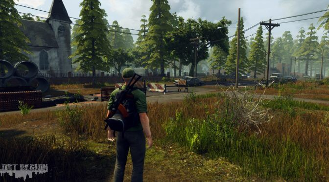 New screenshots released for third-person survival game, Lost Region