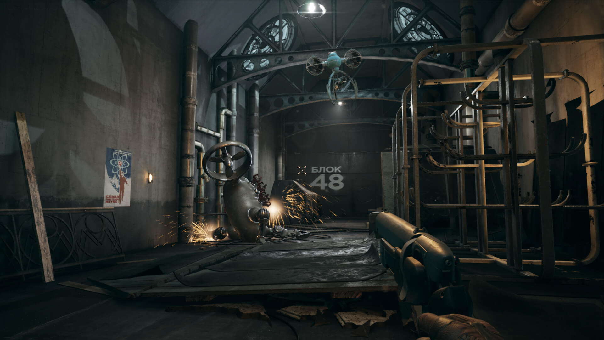 Atomic Heart Is A New Fps Soviet Union Game That Looks Really Cool