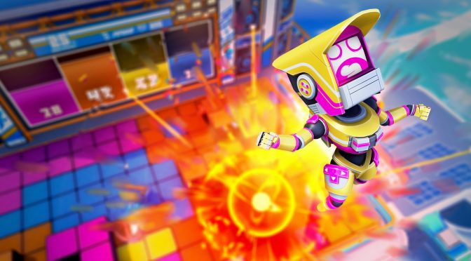 """Battery Jam aims to mix """"Bomberman"""" and """"Splatoon"""" together, releases on May 17th"""