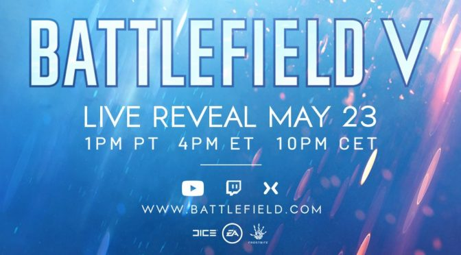 Battlefield V Teaser Hints at WW2 Setting