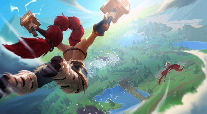 Battlerite Royale is now free to play on Steam