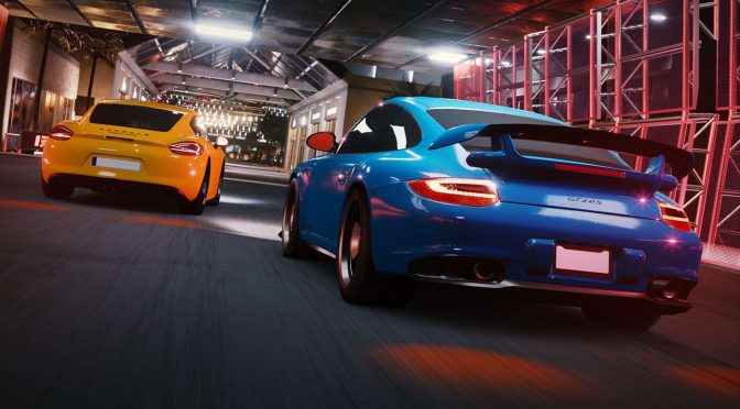 Miami Street is a new free racing game from Microsoft Studios and Electric Square