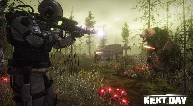Next Day: Survival has left Steam Early Access and is fully released