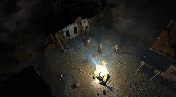 First gameplay video released for isometric turn-based RPG, Encased
