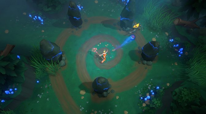 First screenshots for Battlerite Battle Royale