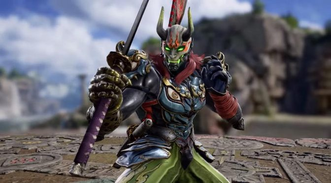 Soul Calibur 6 – Yoshimitsu joins the roster