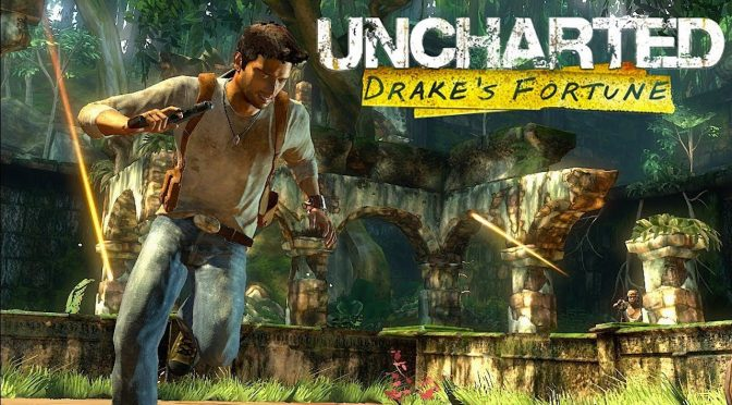 Here is Uncharted: Drake's Fortune running on the PC with Reshade Ray Tracing