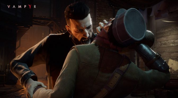 First Vampyr patch is now available, fixes various issues, does not resolve stuttering issues