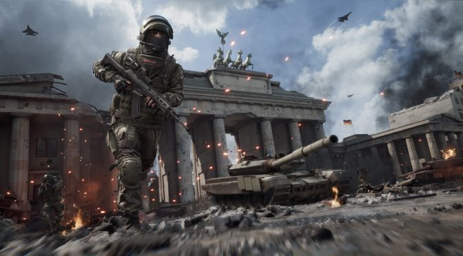 Here are 12 minutes of raw gameplay footage from World War 3