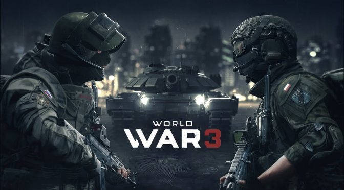 New reworked version of World War 3 available in Early Access until October 4th