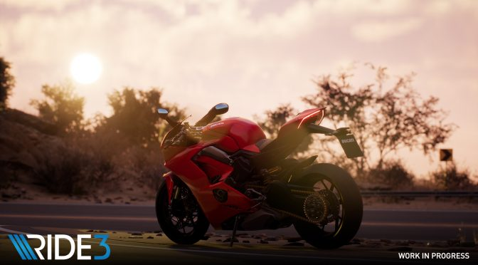 New Ride 3 trailer shows off the Livery Editor