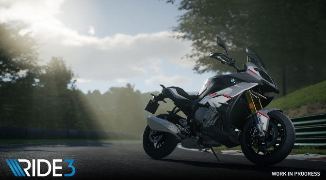 First official gameplay trailer released for RIDE 3