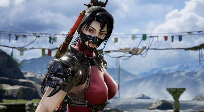 SoulCalibur 6 – Taki joins the game's roster, first screenshots and trailer
