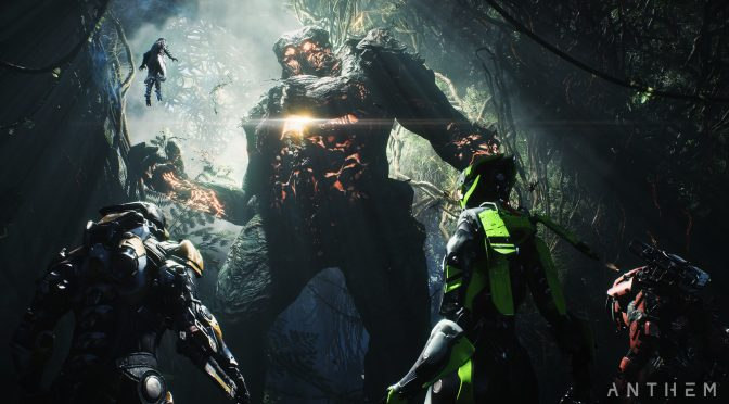 Bioware comments on the PC version of Anthem