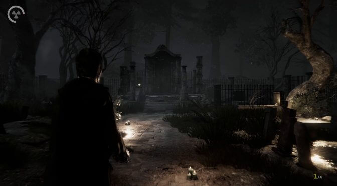 Third-person survival horror game, Crying is not Enough, releases on June 8th