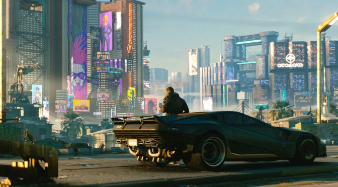 Someone is working on a wall running mod for Cyberpunk 2077