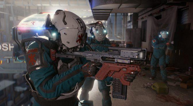 First official screenshots for Cyberpunk 2077 released