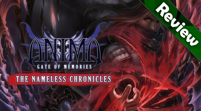 Anima: Gate of Memories – The Nameless Chronicles Review: Low-Budget, Big Heart