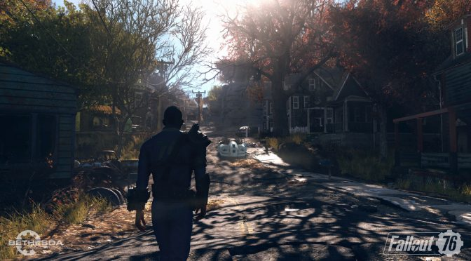 Fallout 76 beta will begin this October