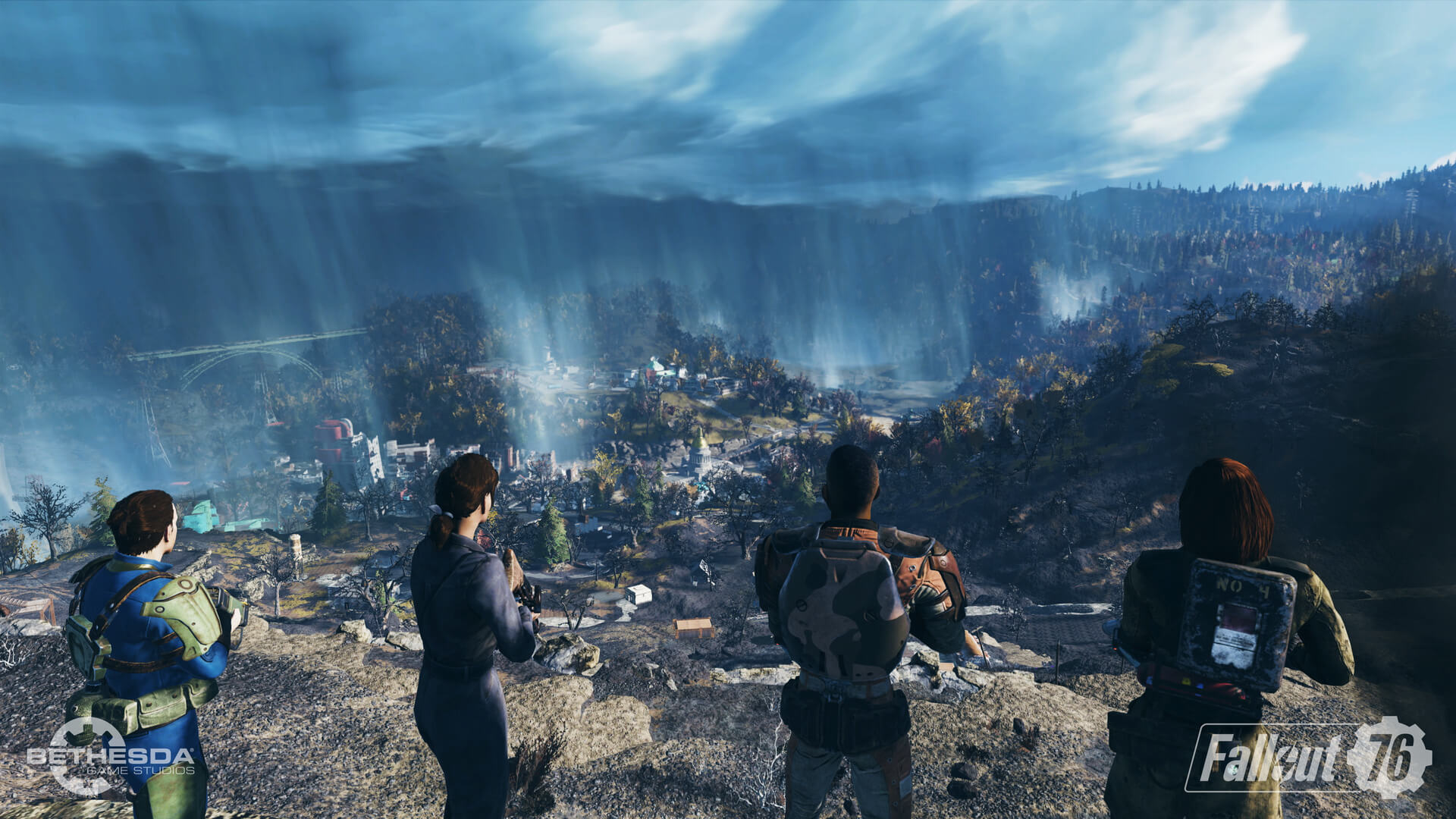 Fallout 76 update 13 released, is 1 5GB in size, brings new