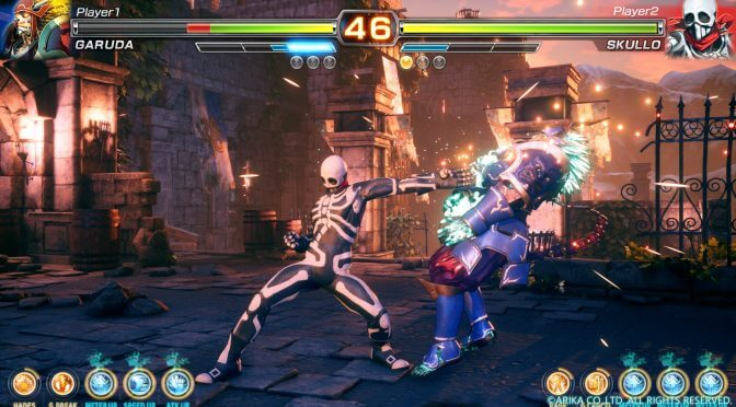 Fighting EX Layer is now available on the PC