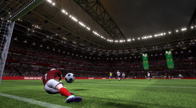 Football Nation VR 2018 is the first virtual reality football game, will feature a World Cup-inspired tournament