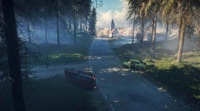 New gameplay trailer released for Avalanche's open world title, Generation Zero