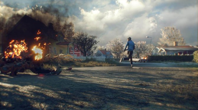 First gameplay trailer for Avalanche's upcoming shooter, Generation Zero