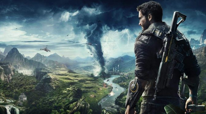 First gameplay trailer released for Just Cause 4, coming out on December 4th