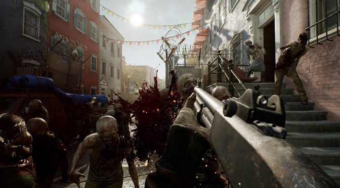 New details for OVERKILL's The Walking Dead; PC requirements, game engine, loot boxes and more