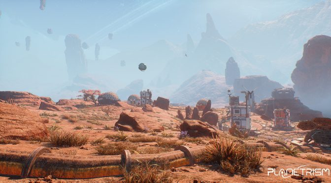 Planetrism is a new sci-fi role-playing game powered by Unreal Engine 4 that looks gorgeous