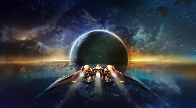 Redout: Space Assault is a new tactical lightning-fast singleplayer combat space game