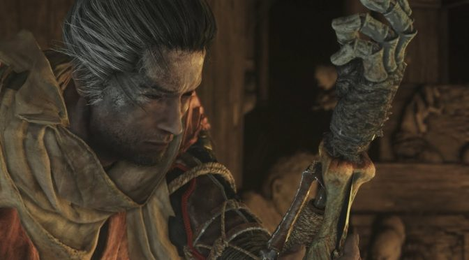 SEKIRO: SHADOWS DIE TWICE is FromSoftware's latest game, coming to the PC in 2019