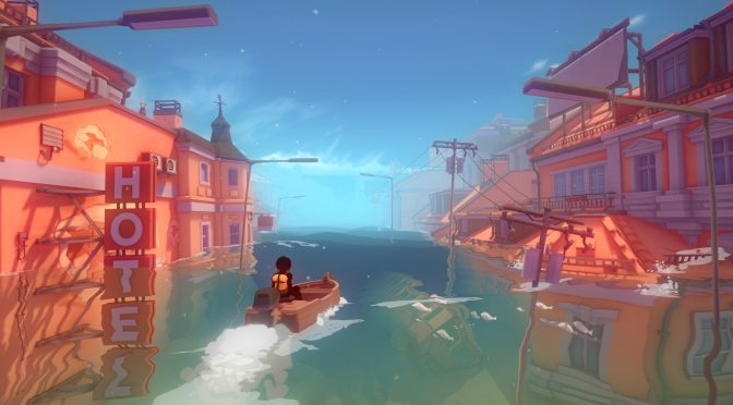 Third-person exploration game, Sea of Solitude, releases on July 5th