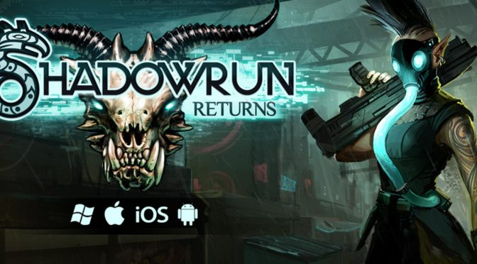 Shadowrun Returns Deluxe is now available for free on Humble Bundle for a limited time