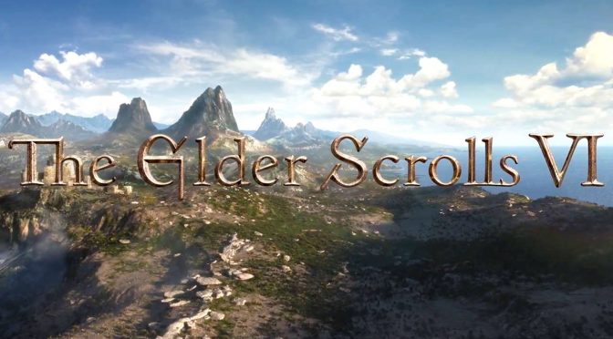 The Elder Scrolls VI logo
