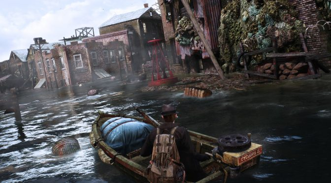 The Sinking City – Hands-off Gamescom 2018 Preview