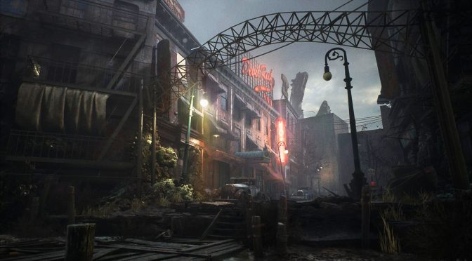 Here is almost an hour of gameplay footage from the upcoming Lovecraftian game, The Sinking City
